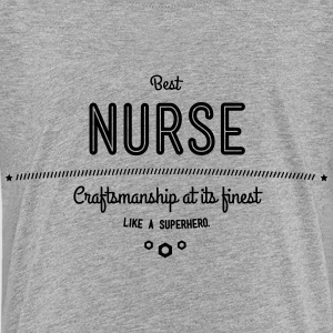 best nurse - craftsmanship at its finest Kids' Shirts - Kids' Premium T-Shirt