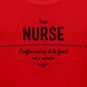 best nurse - craftsmanship at its finest Sportswear - Men's Premium Tank