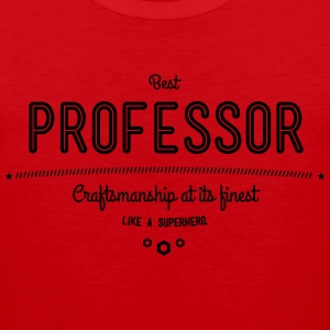 best professor - craftsmanship at its finest Sportswear - Men's Premium Tank