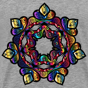 Prismatic Iridescence - Men's Premium T-Shirt