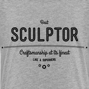 best sculptor - craftsmanship at its finest Kids' Shirts - Kids' Premium T-Shirt
