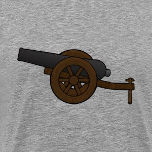 Cannon 3 - Men's Premium T-Shirt