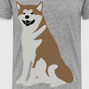 Malamute - Men's Premium T-Shirt