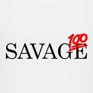 savage shirt all size  - Kids' Premium T-Shirt