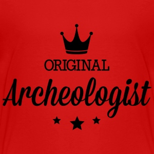 Original archeologist Baby & Toddler Shirts - Toddler Premium T-Shirt