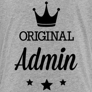 Original admin Baby & Toddler Shirts - Toddler Premium T-Shirt