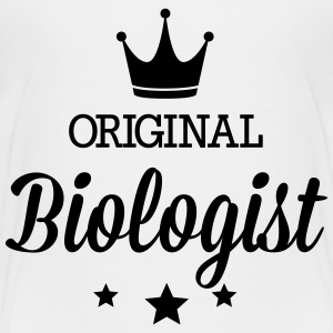 Original biologist Baby & Toddler Shirts - Toddler Premium T-Shirt