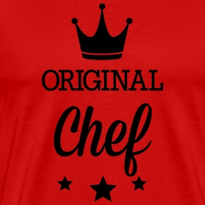 Original chef T-Shirts - Men's Premium T-Shirt
