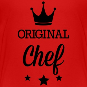 Original chef Baby & Toddler Shirts - Toddler Premium T-Shirt