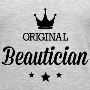 Original beautician Tanks - Women's Premium Tank Top