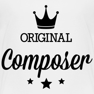 Original composer Baby & Toddler Shirts - Toddler Premium T-Shirt