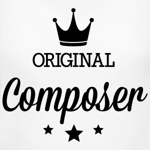 Original composer T-Shirts - Women's Maternity T-Shirt