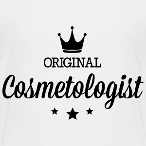 Original cosmetologist Baby & Toddler Shirts - Toddler Premium T-Shirt