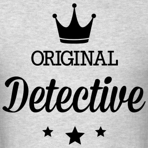 Original detective T-Shirts - Men's T-Shirt