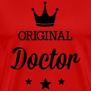 Original doctor T-Shirts - Men's Premium T-Shirt