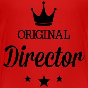 Original director Baby & Toddler Shirts - Toddler Premium T-Shirt