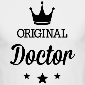 Original doctor Long Sleeve Shirts - Men's Long Sleeve T-Shirt by Next Level