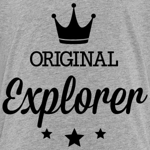 Original explorer Baby & Toddler Shirts - Toddler Premium T-Shirt