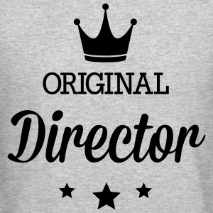 Original director Long Sleeve Shirts - Crewneck Sweatshirt