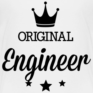 Original engineer Baby & Toddler Shirts - Toddler Premium T-Shirt