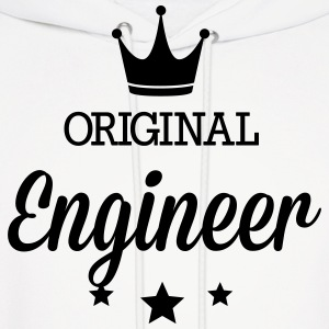 Original engineer Hoodies - Men's Hoodie