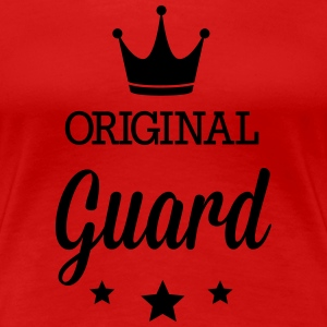 Original guard T-Shirts - Women's Premium T-Shirt