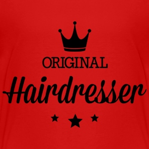 Original hairdresser Baby & Toddler Shirts - Toddler Premium T-Shirt