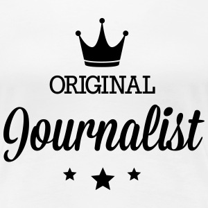 Original journalist T-Shirts - Women's Premium T-Shirt