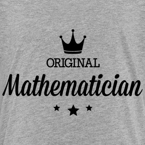Original mathematician Baby & Toddler Shirts - Toddler Premium T-Shirt