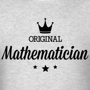 Original mathematician T-Shirts - Men's T-Shirt
