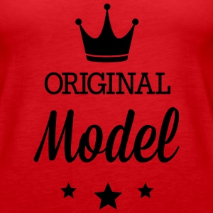 Original model Tanks - Women's Premium Tank Top