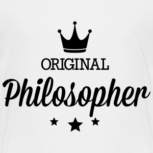 Original philosopher Baby & Toddler Shirts - Toddler Premium T-Shirt