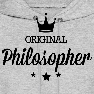 Original philosopher Hoodies - Men's Hoodie