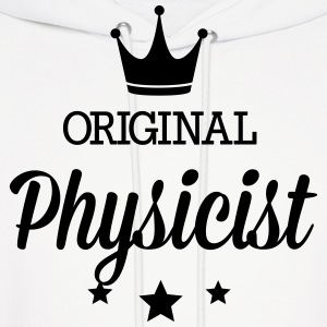 Original physicist Hoodies - Men's Hoodie