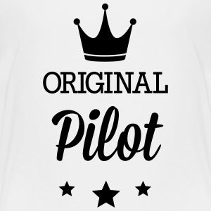Original pilot Baby & Toddler Shirts - Toddler Premium T-Shirt