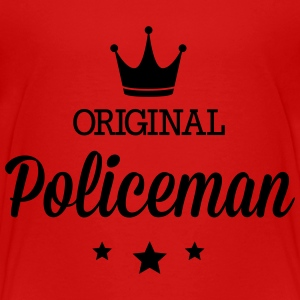 Original policeman Baby & Toddler Shirts - Toddler Premium T-Shirt