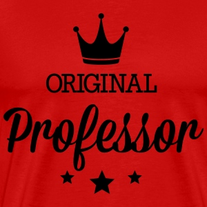 Original professor T-Shirts - Men's Premium T-Shirt