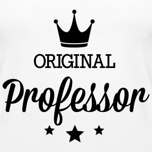Original professor Tanks - Women's Premium Tank Top