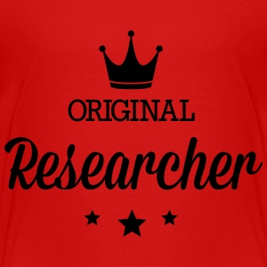 Original researcher Baby & Toddler Shirts - Toddler Premium T-Shirt