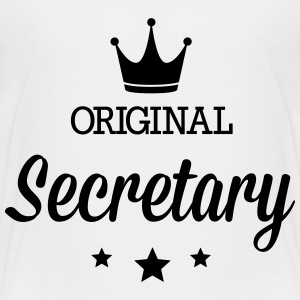 Original secretary Baby & Toddler Shirts - Toddler Premium T-Shirt