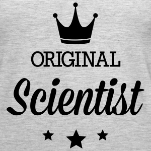 Original scientist Tanks - Women's Premium Tank Top