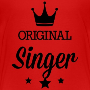 Original singer Baby & Toddler Shirts - Toddler Premium T-Shirt