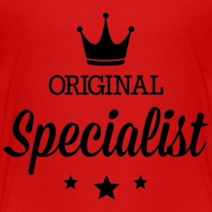Original specialist Baby & Toddler Shirts - Toddler Premium T-Shirt