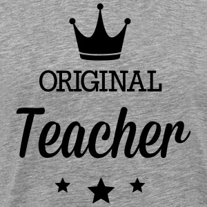 Original teacher T-Shirts - Men's Premium T-Shirt