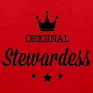 Original stewardess Sportswear - Men's Premium Tank