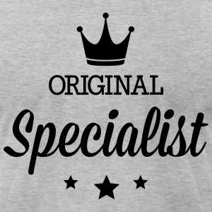 Original specialist T-Shirts - Men's T-Shirt by American Apparel