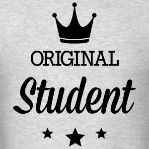 Original student T-Shirts - Men's T-Shirt