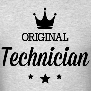 Original technician T-Shirts - Men's T-Shirt