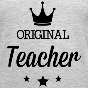 Original teacher Tanks - Women's Premium Tank Top