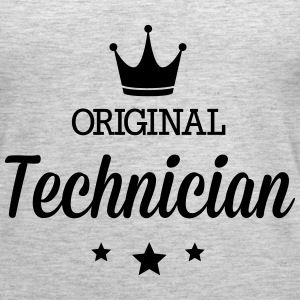 Original technician Tanks - Women's Premium Tank Top